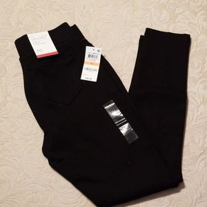 Petite mid rise leggings NWT
